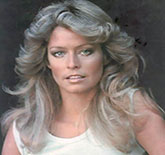 Farrah Fawcett's Online Memorial Photo