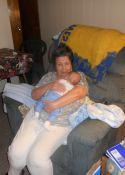 Mother & Greatgrandson Colt