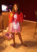 Katelyn, Halloween,  2010